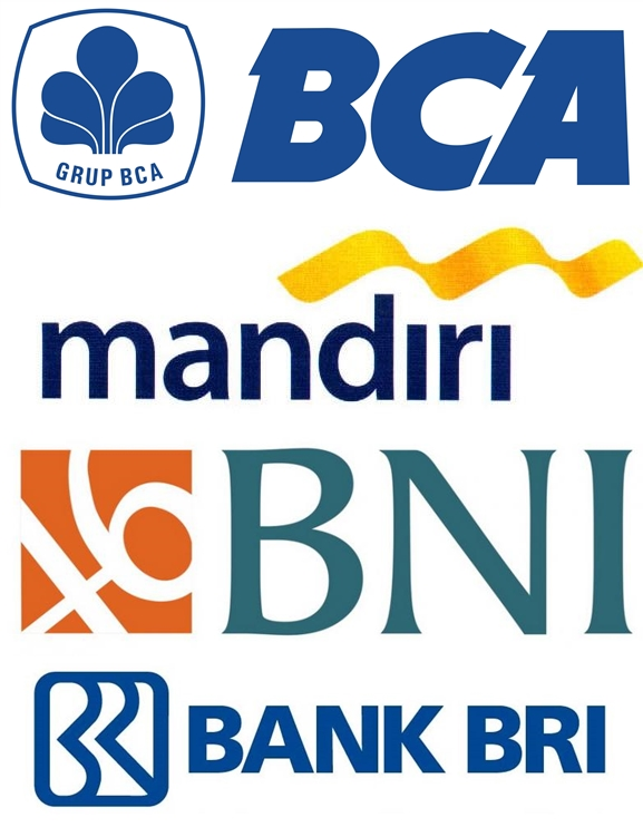 Bni Logo Png Logo Bca Mandiri Bni Bri