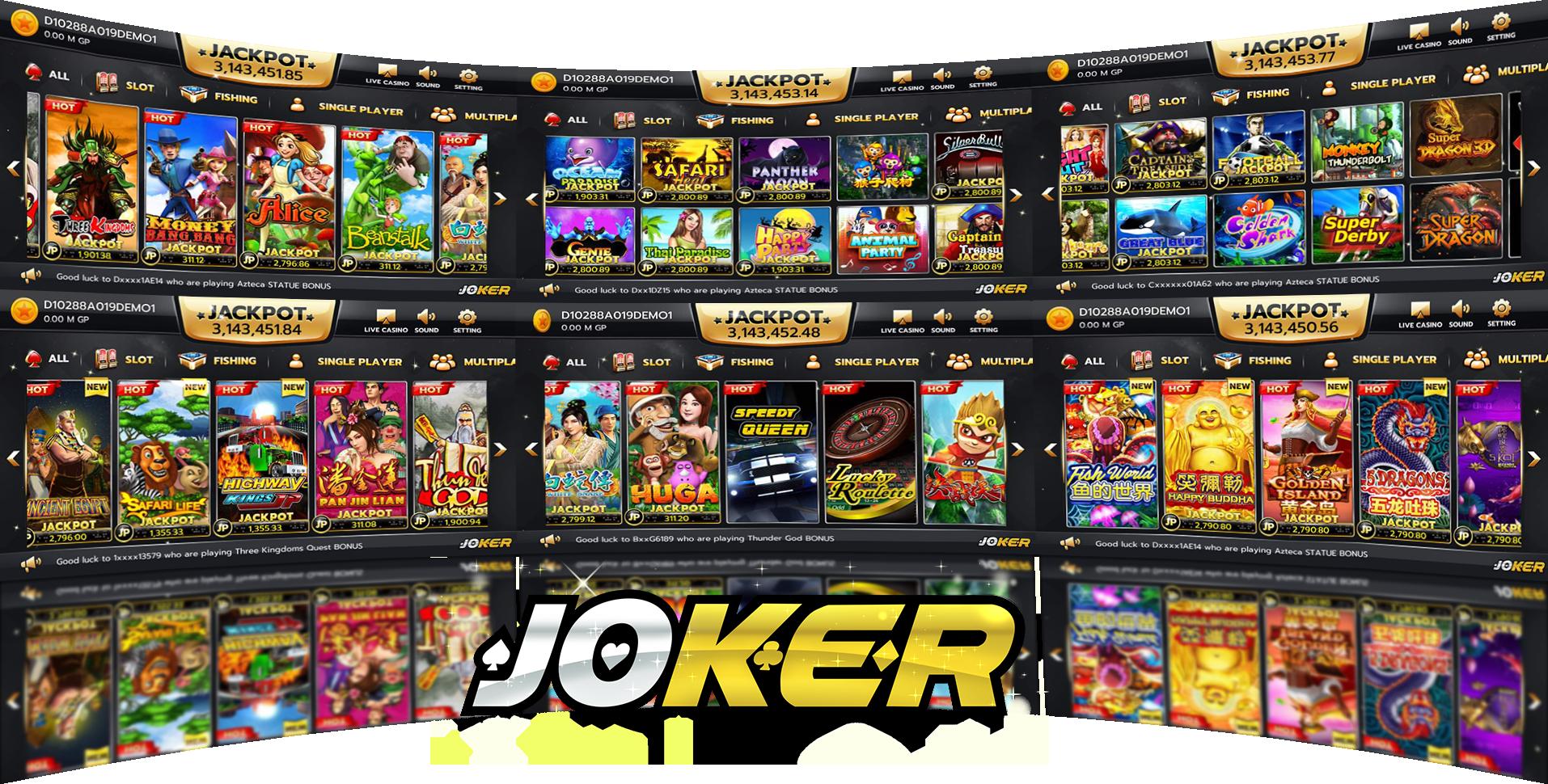 Judi Slot Online Joker123